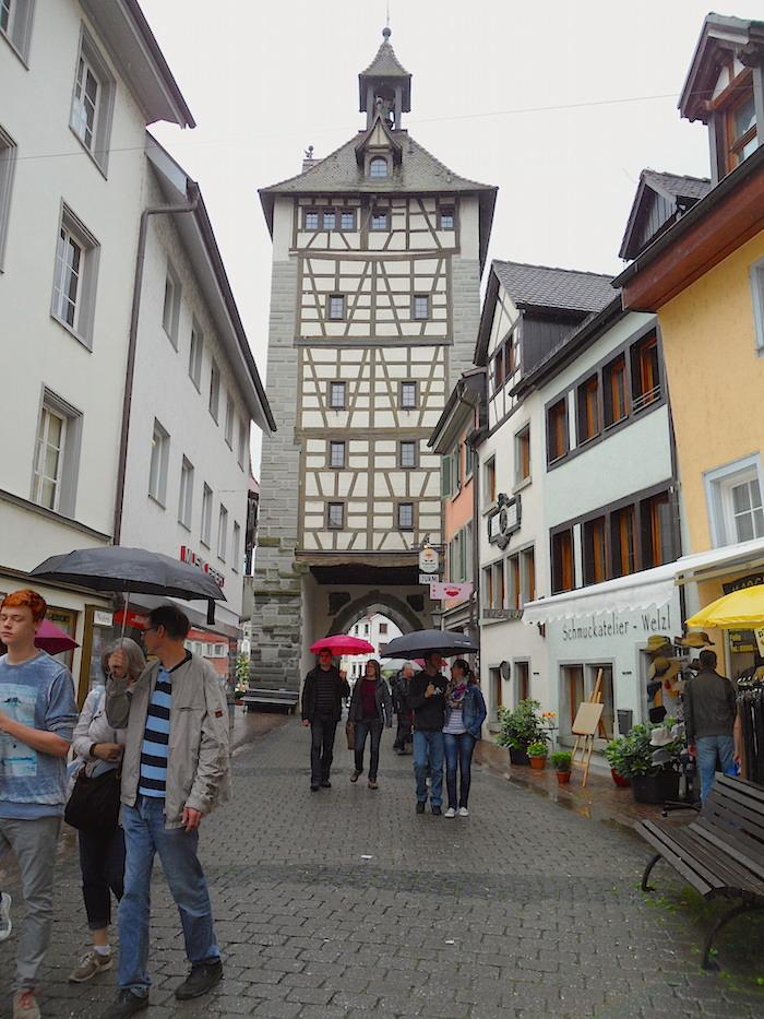 Costanza torre città antica