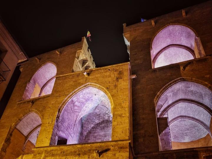 Torri del Quart, Barrio de la Carmen, Valencia