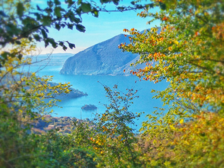 Lago d'Iseo, weekend d'autunno nel bresciano