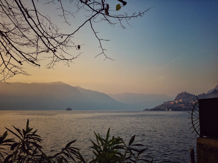 Monte Isola, Lago d'Iseo, weekend 'autunno